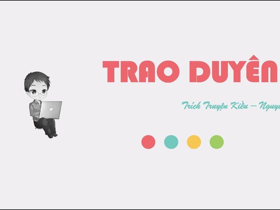 """Top 9 Bài văn phân tích tâm trạng Thúy Kiều trong đoạn trích """"Trao duyên"""" của Nguyễn Du 2"""