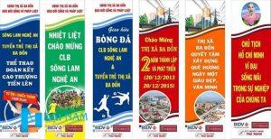 Giới thiệu dịch vụ in ấn Poster - Băng đôn - Standee 6