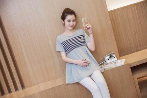 Dành cho mẹ bầu - Những kiểu áo cực dễ thương, đảm bảo chất lượng tốt 7