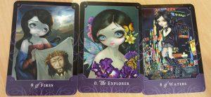 Cảm Nhận Về Bộ Bài Beautiful Creatures Tarot 5